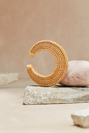 Ilana Tapered Circle Bangle