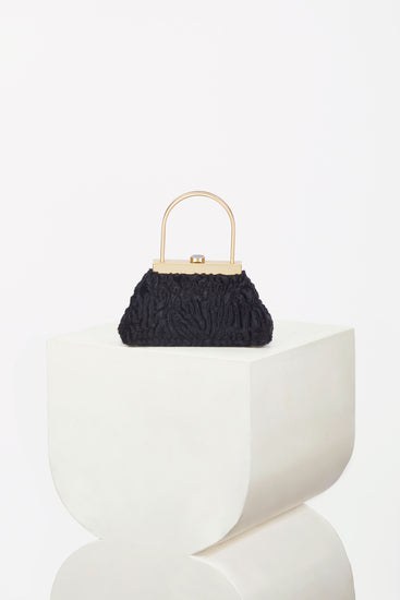 Mini Estelle Bag - Black