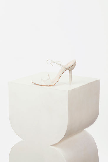 Malia Heel - Off White