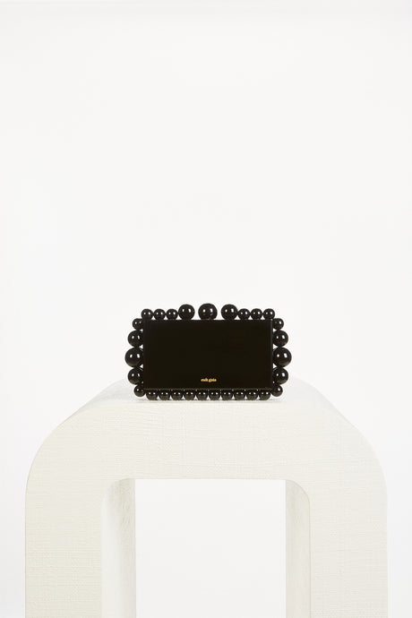 Eos Box Clutch - Black (PREORDER)