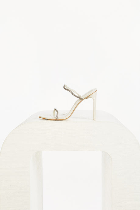 Iza Sandal - Off White