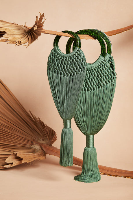 Angelou Bag - Malachite
