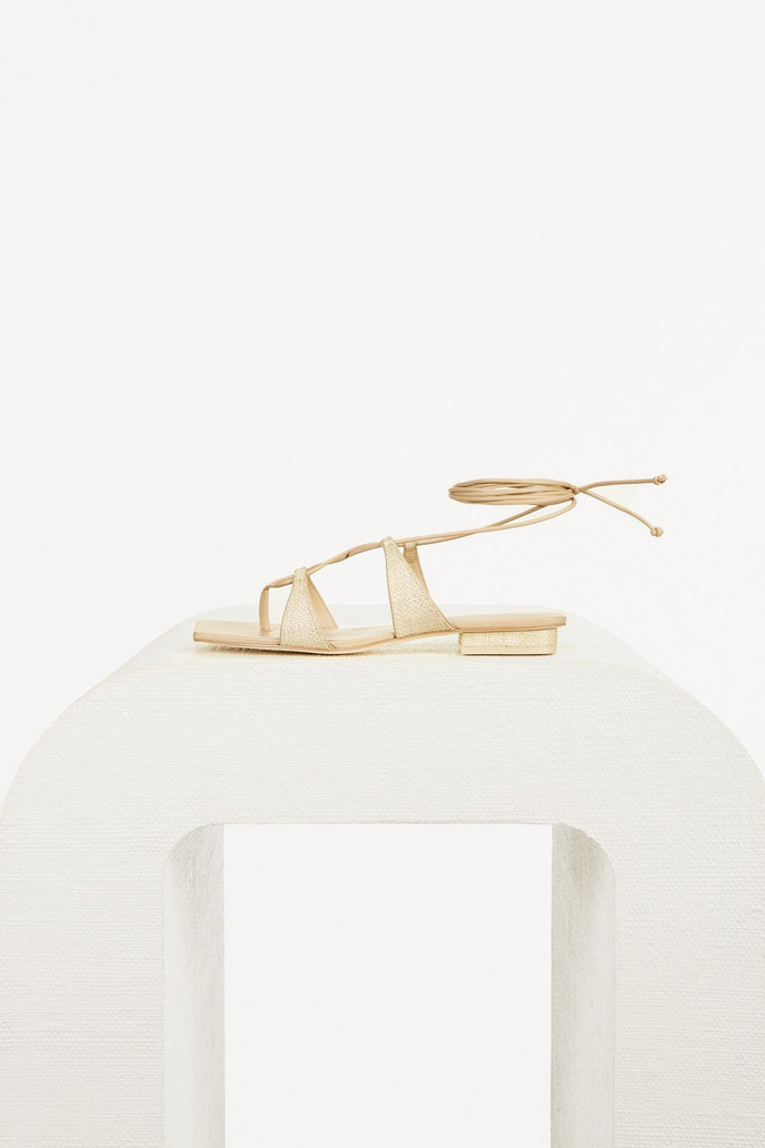ESME SANDAL - NATURAL