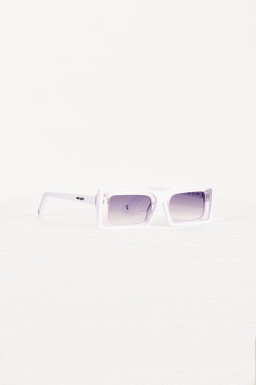 HERA SUNGLASSES - WHITE
