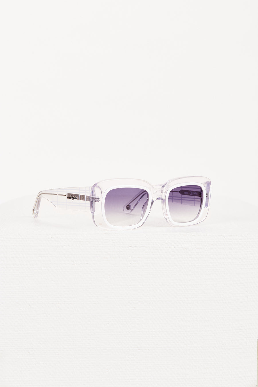 MEIRA SUNGLASSES - WHITE