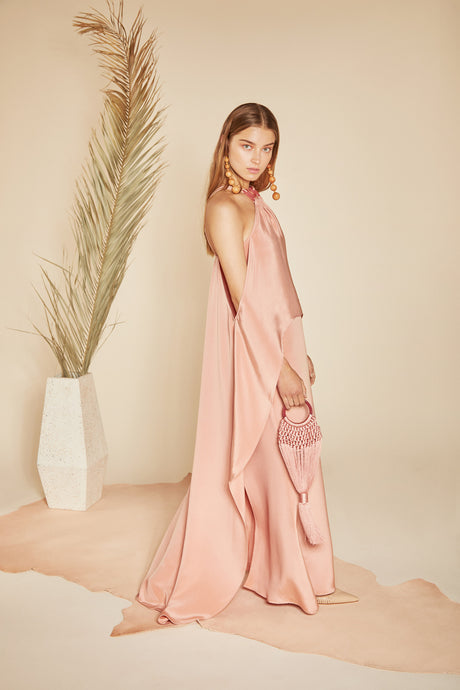 Lou Lou Gown - Rose Quartz
