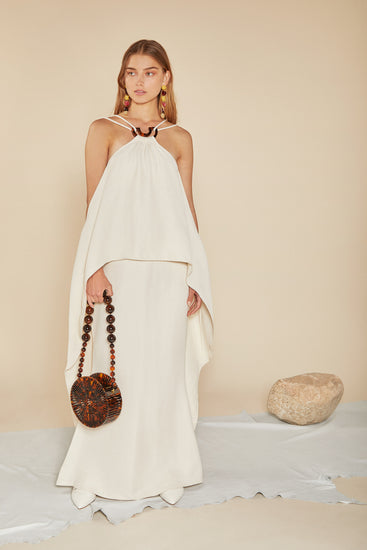 Lou Lou Gown - Beige