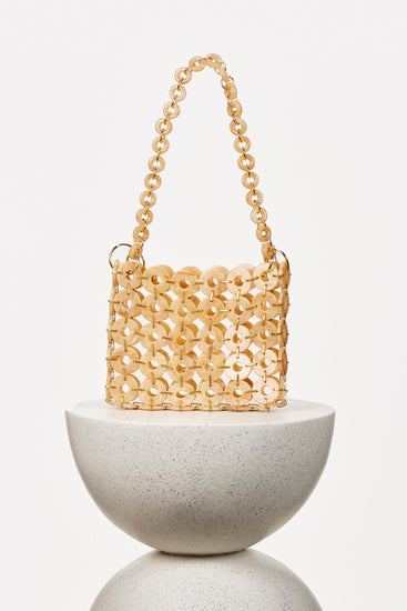 Jasmin Bag - Butterscotch