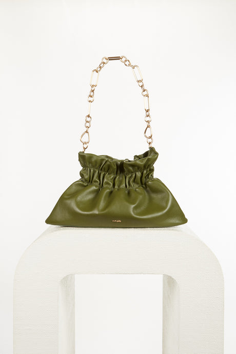 Bara Shoulder Bag - Olive (PREORDER)
