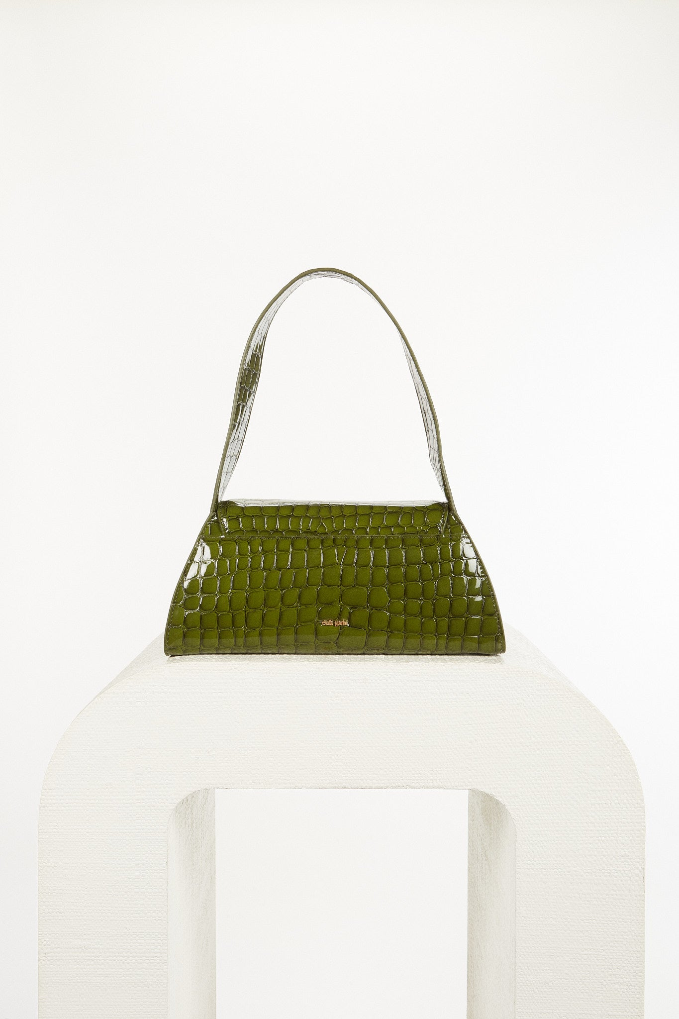 Serena Shoulder Bag - Olive