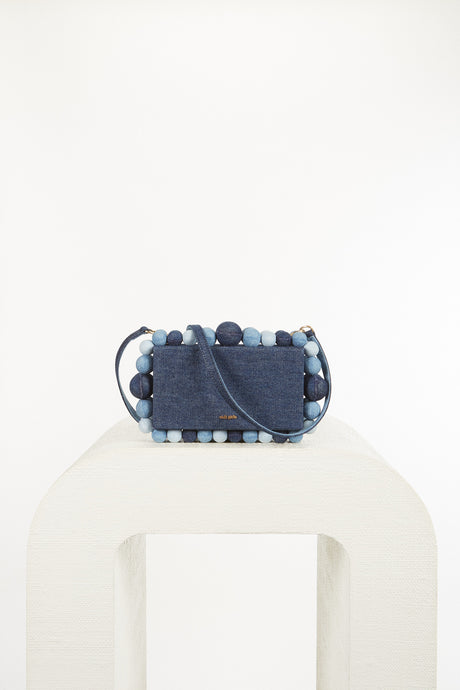Eos Crossbody - Indigo Multi