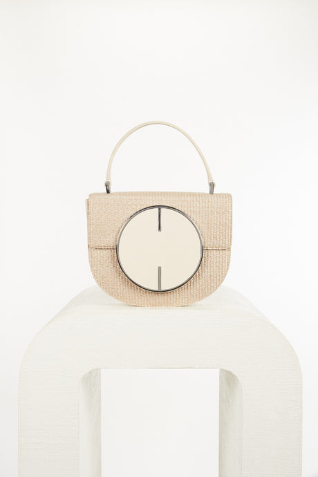 Vos Crossbody - Cream Multi