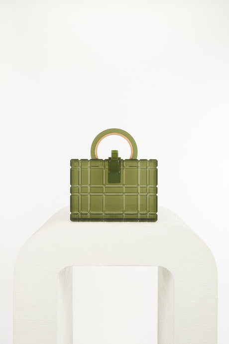 Fai Top Handle - Olive (PREORDER)
