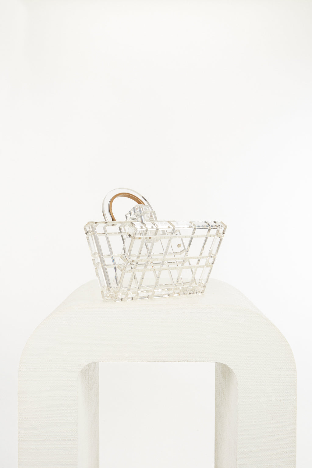 Fai Top Handle - Clear (PREORDER)