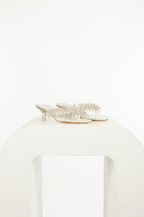 Hera Sandal - Off White