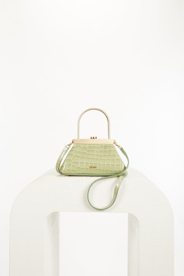 Estelle Mini Crossbody - Surf