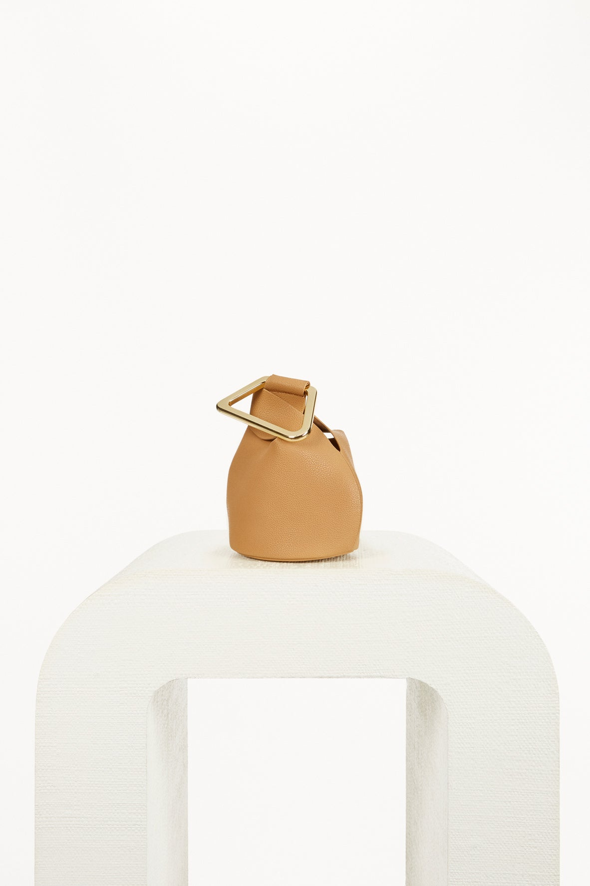 Mini Astraea Bag - Camel