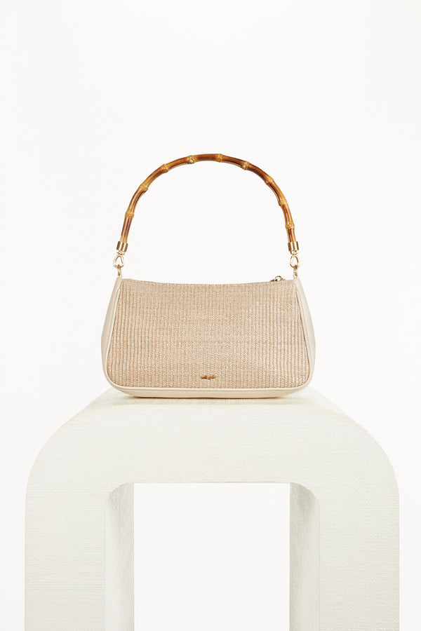 Halina Shoulder - Cream