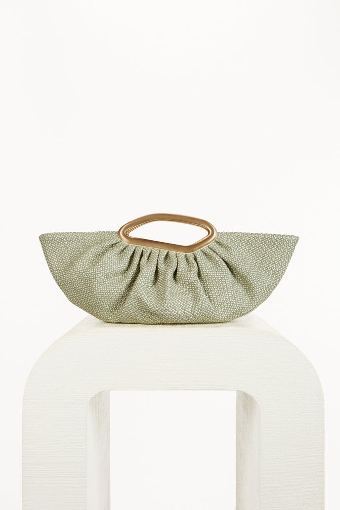 JADA CLUTCH - MINT
