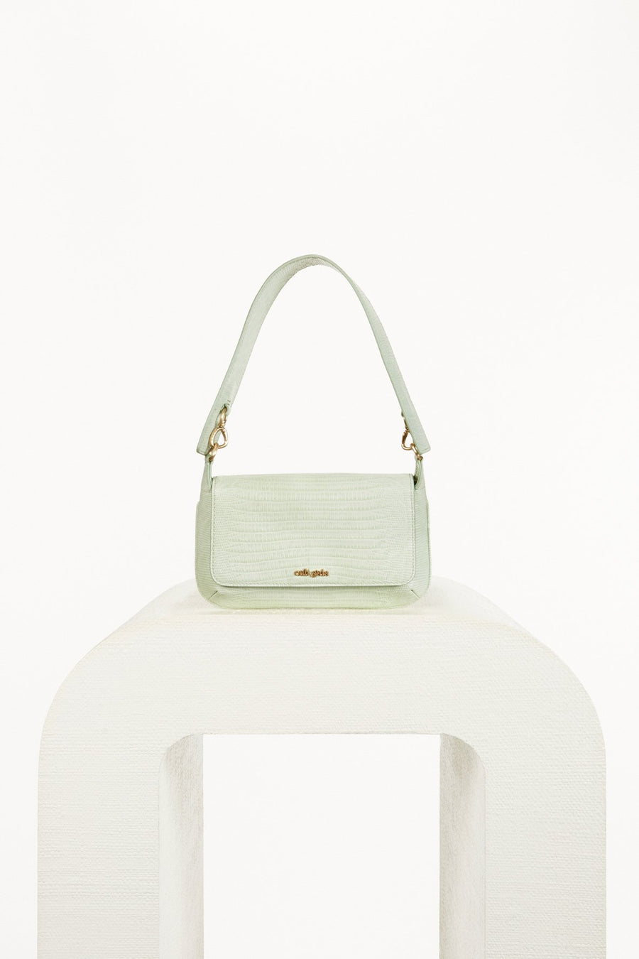 DAMARA SHOULDER BAG - MINT