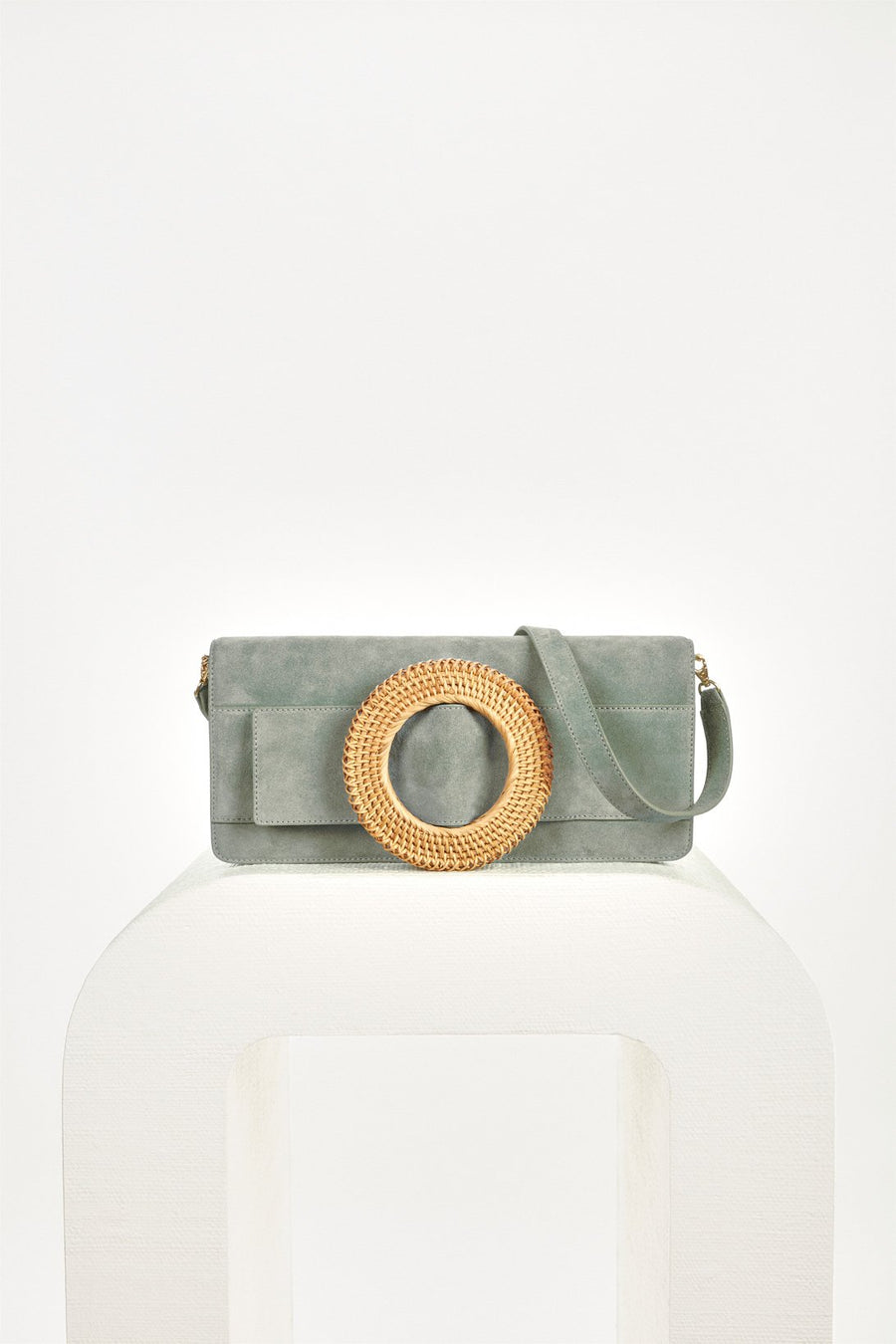 GEMMA SHOULDER BAG - SEASPRAY