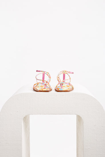 Juno Sandal - Hibiscus Multi (EXCLUSIVE)
