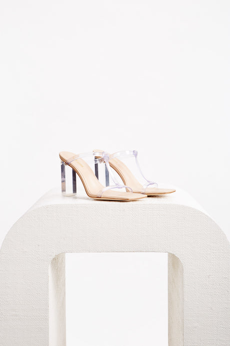 Piper Heel - Clear