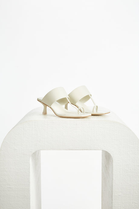 Yvette Sandal - Off White