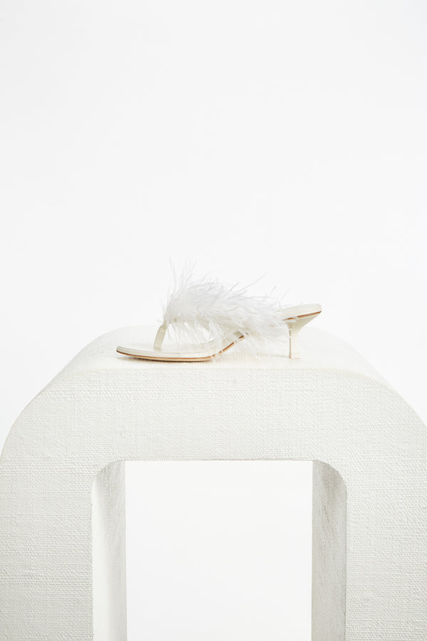 Myra Sandal - Off White