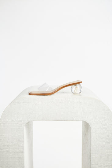 Tao Shell Sandal - Clear
