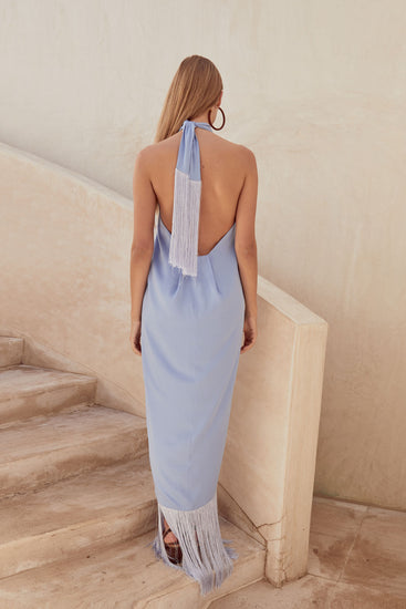 Bianca Dress - Bluebell (PREORDER)