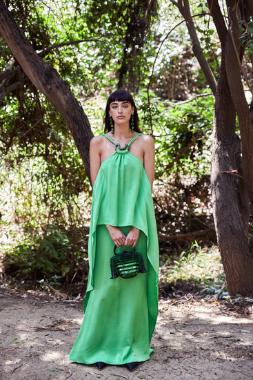 Lou Lou Gown - Green