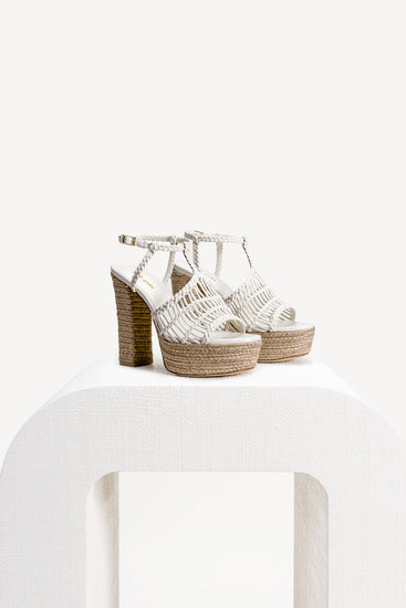 Thea Platform - Off White