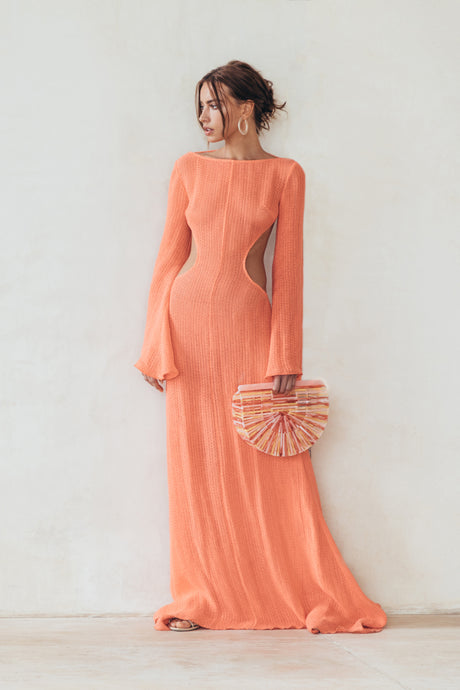 Kamira Dress - Melon (PREORDER)