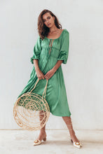 Winonah Dress - Fern