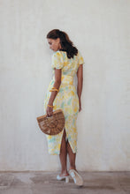Charlotte Dress - Lemonade Multi