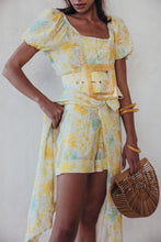 Charlotte Dress - Lemonade Multi (PREORDER)