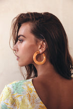 Mira Earring - Yellow Quartz