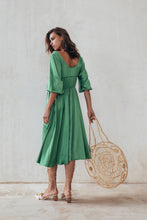 Winonah Dress - Fern (PREORDER)