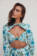 Marina Top - Azure Multi