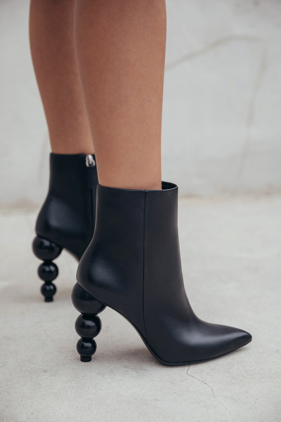 VENUS BOOT - BLACK