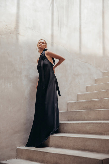 Florence Gown - Black