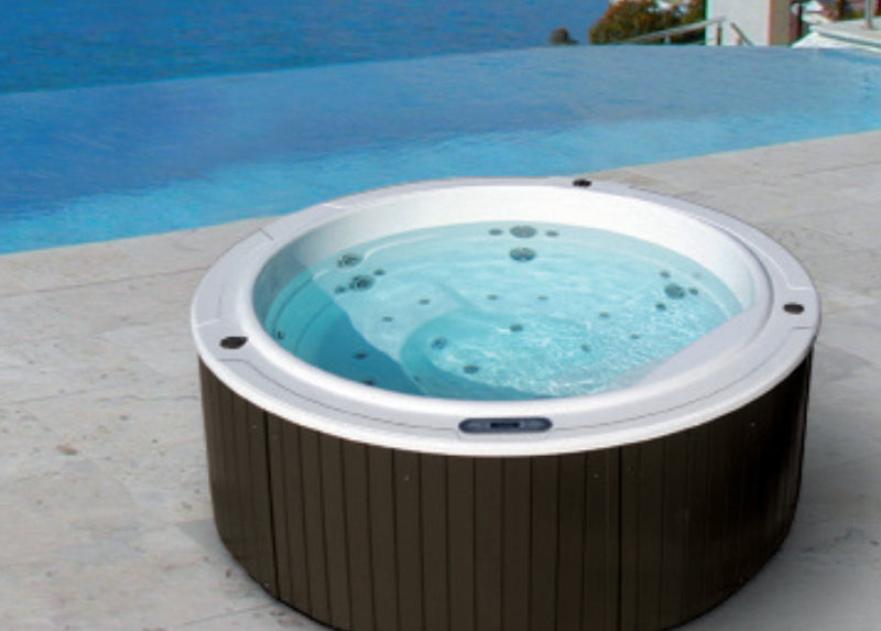 Aquavia Spa Sundown<br/>Ø 205 x 90cm - 5 personen