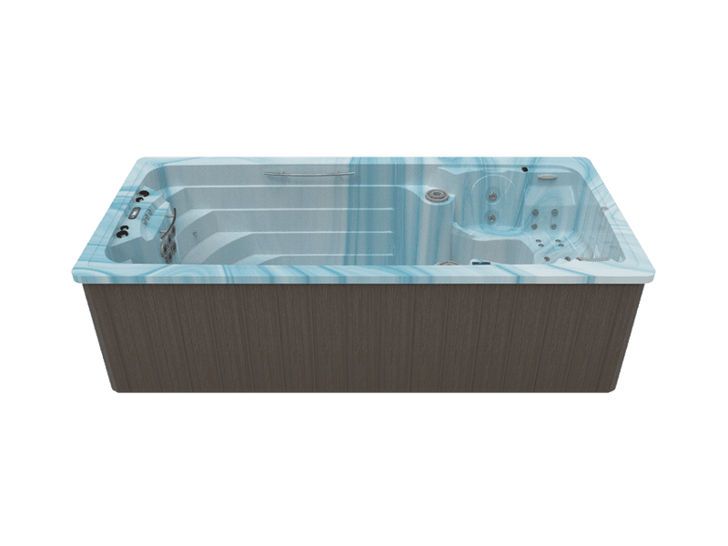 Aquavia SwimSpa Amazon<br/>500 x 230 x 138 cm