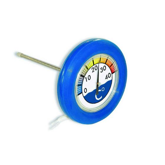 PoolStyle Drijvende Zwembad Thermometer