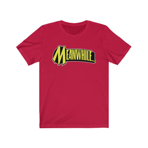 SoundFX MEANWHILE Unisex Jersey Short Sleeve Tee