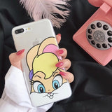 Funda iPhone Lola Bunny