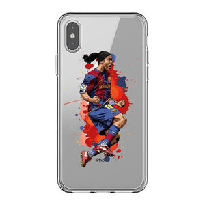 Funda iPhone Ronaldinho 1
