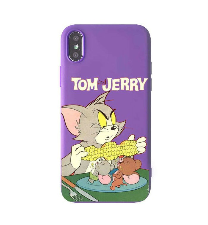 Funda iPhone Dibujos Animados Silicona 10