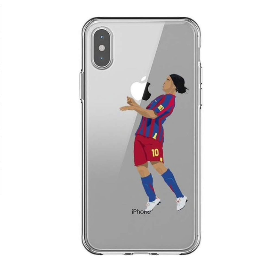 Funda iPhone Ronaldinho